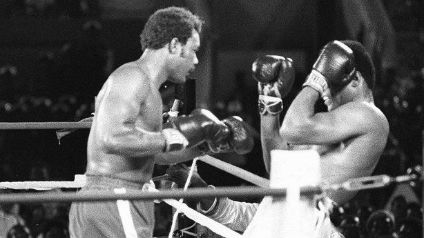 Muhammad Ali v George Foreman