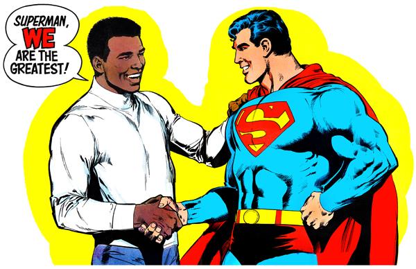 Ali vs. Superman