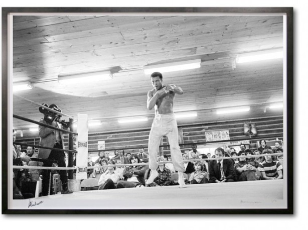 MICHAEL BRENNAN Shadow Boxing 2, 1977