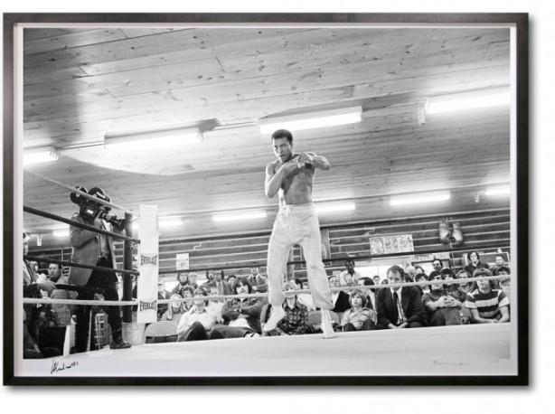 MICHAEL BRENNAN Shadow Boxing 2, 1977